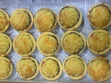 Mini Party Potato Pies